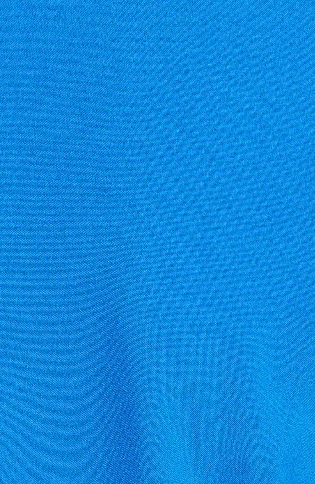 Alternate Image 3  - Marc New York by Andrew Marc Cap Sleeve Peplum Dress