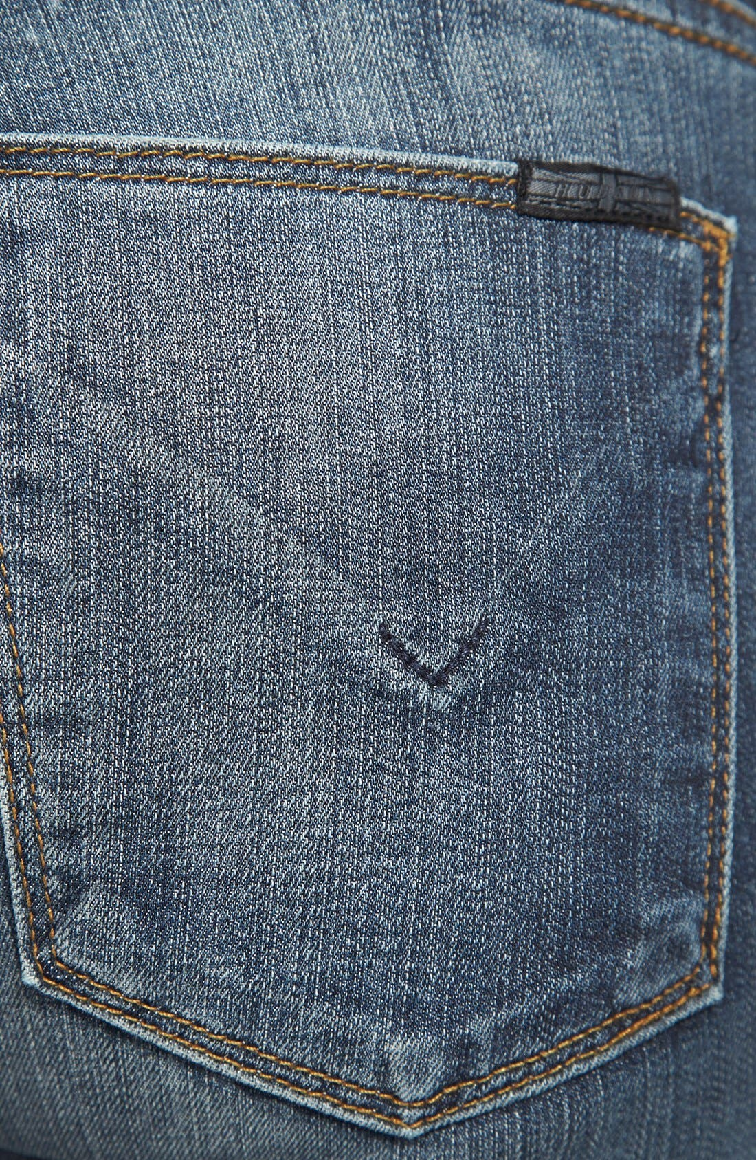 Alternate Image 3  - Hudson Jeans 'Love' Low Rise Bootcut Jeans (Glam)
