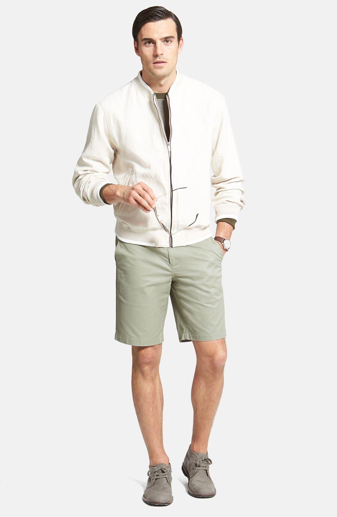Alternate Image 4  - Façonnable Stripe Crewneck Sweater