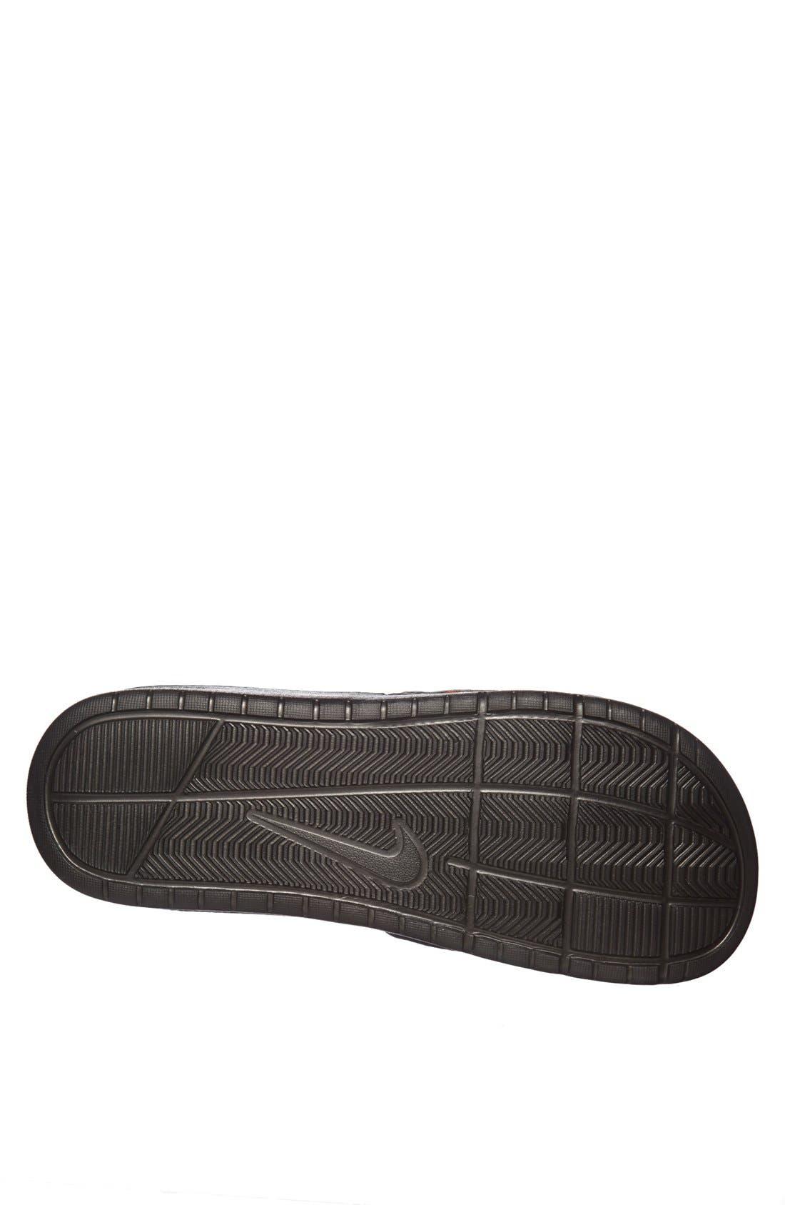 Alternate Image 4  - Nike 'Benassi SolarSoft' Sandal