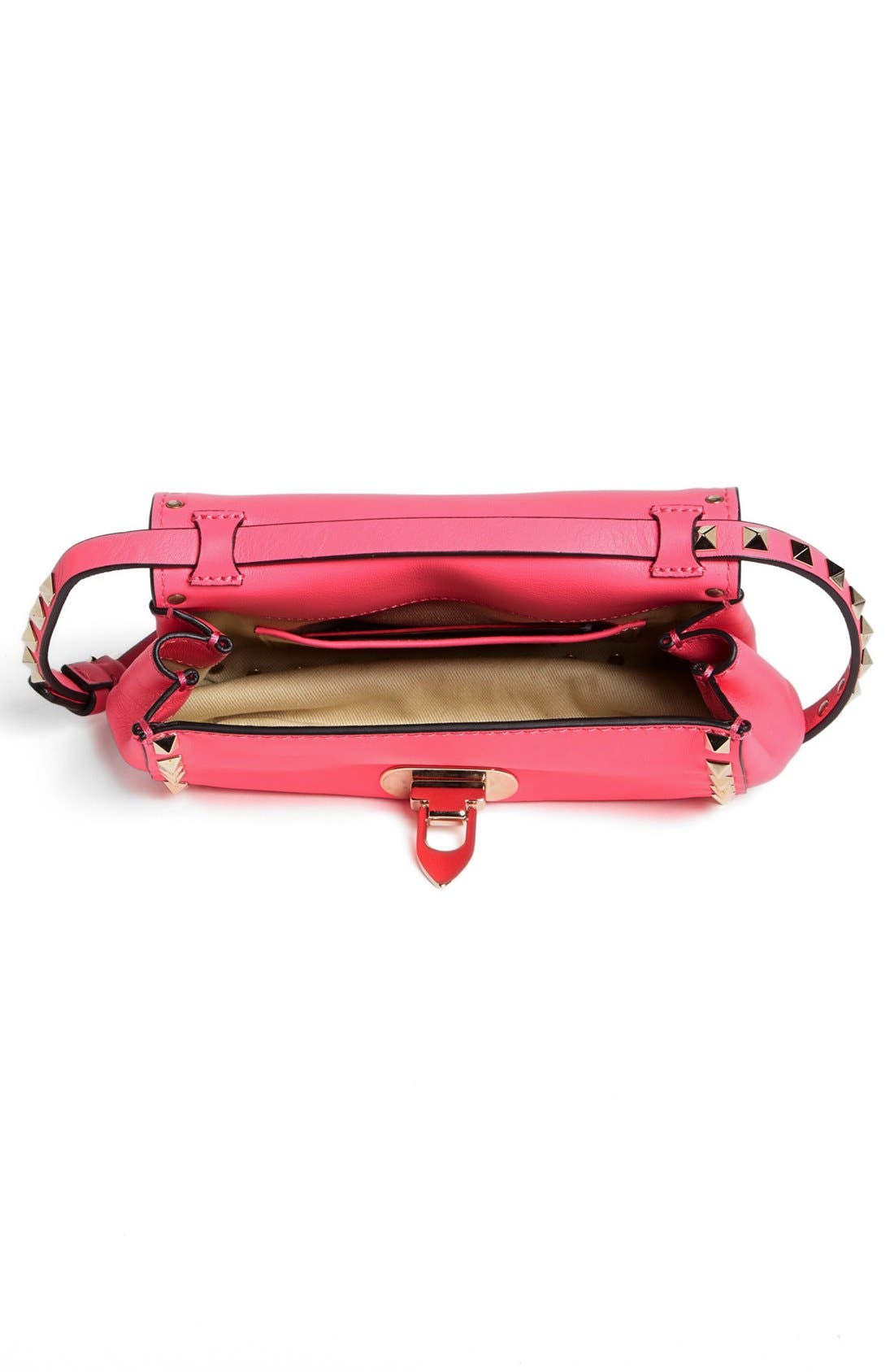 Alternate Image 3  - Valentino 'Small Rockstud' Flap Bag