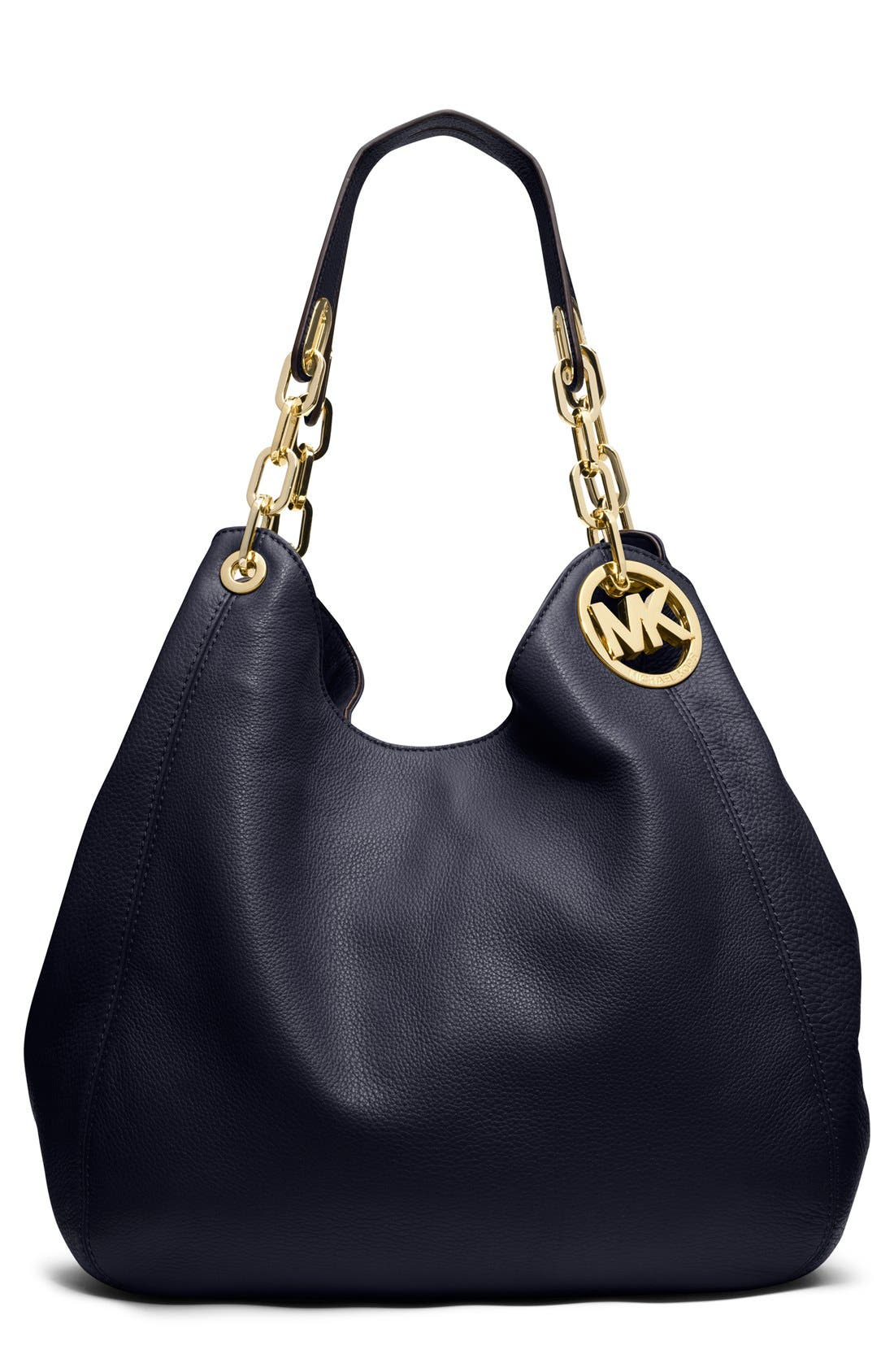Alternate Image 1 Selected - MICHAEL Michael Kors 'Large Fulton' Leather Tote