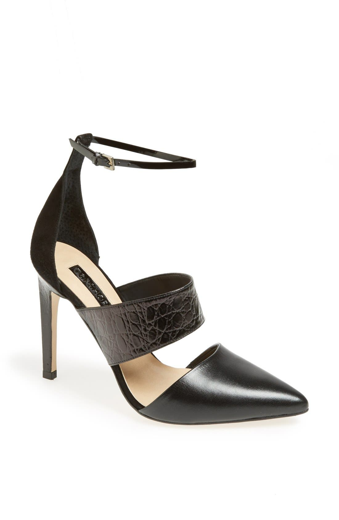 Alternate Image 1 Selected - Topshop 'Gelato' Pump