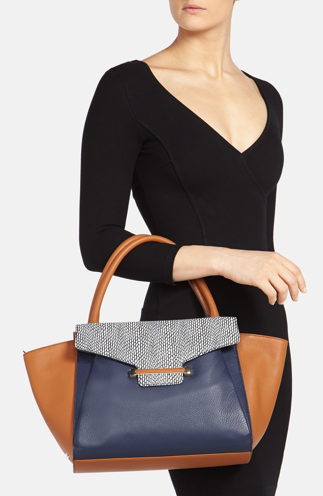Alternate Image 2  - Vince Camuto 'Julia' Satchel