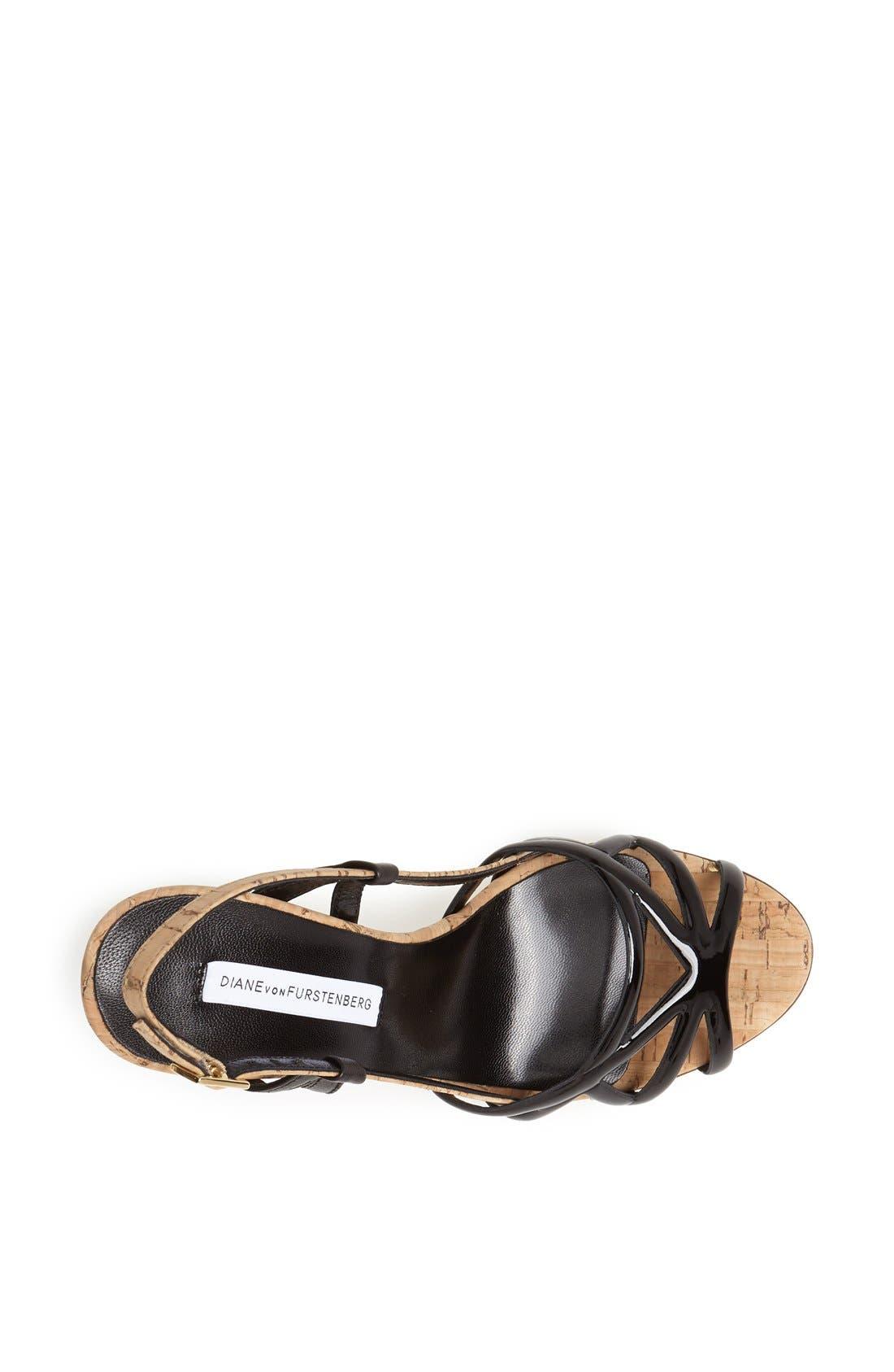 Alternate Image 3  - Diane von Furstenberg 'Upton' Sandal (Online Only)