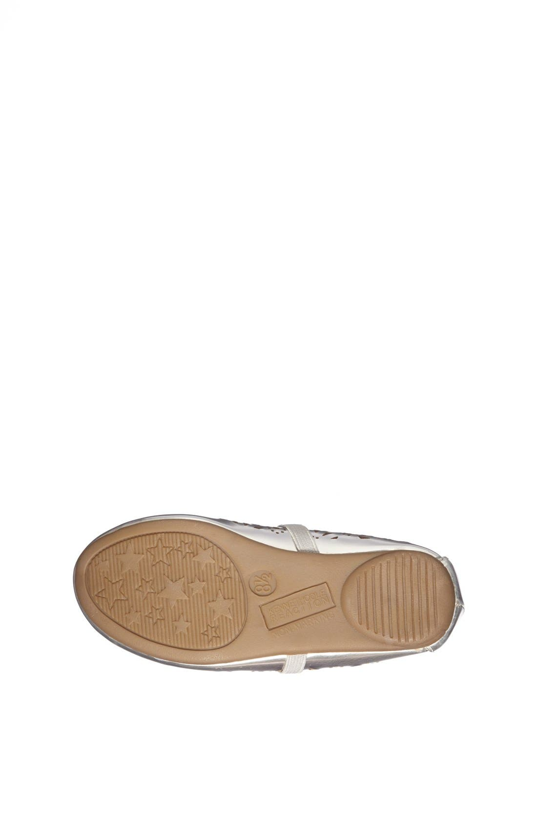 Alternate Image 4  - Kenneth Cole Reaction 'May To Side' Flat (Toddler)