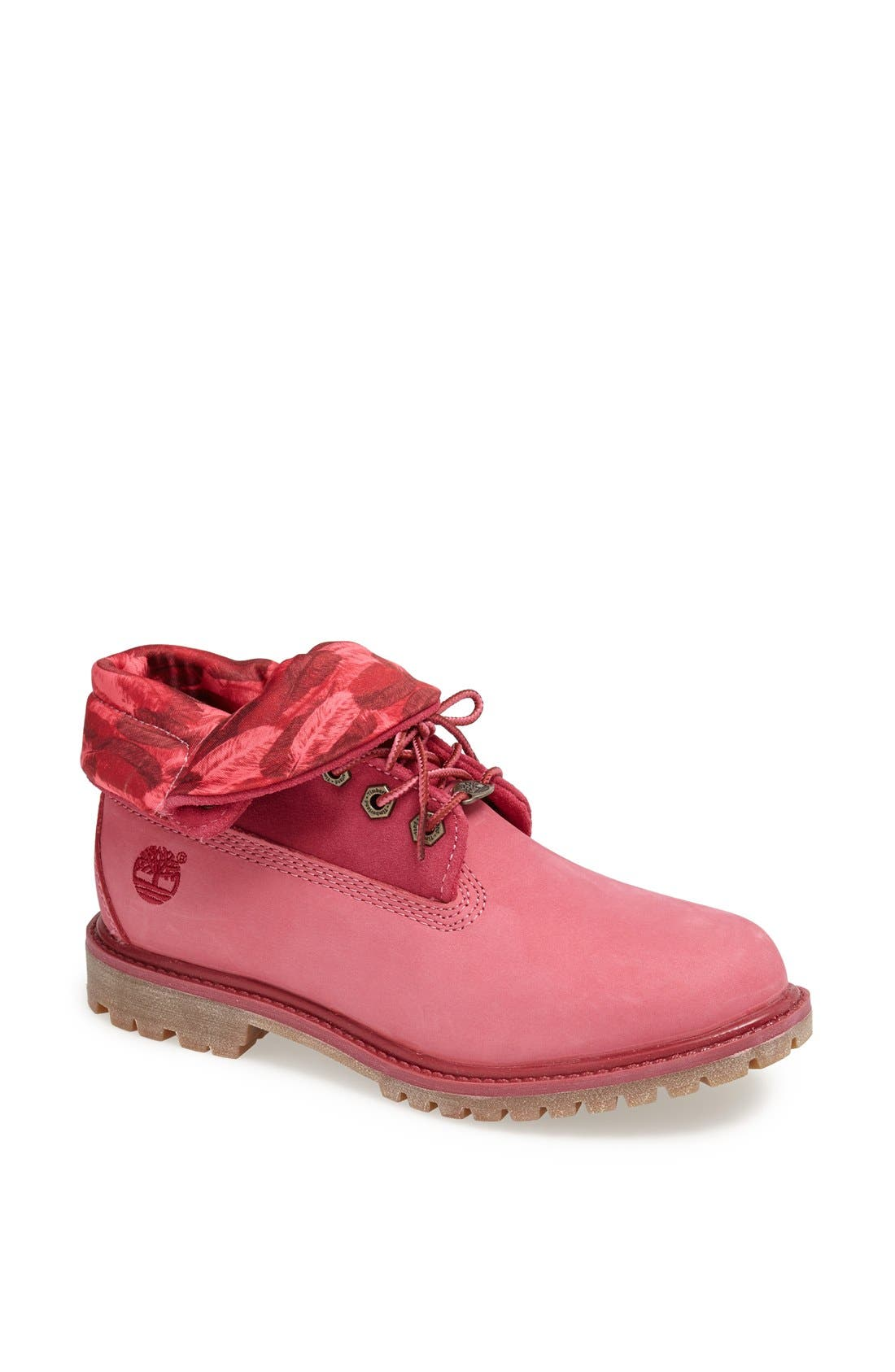 Alternate Image 1 Selected - Timberland 'Authentic' Roll Top Boot