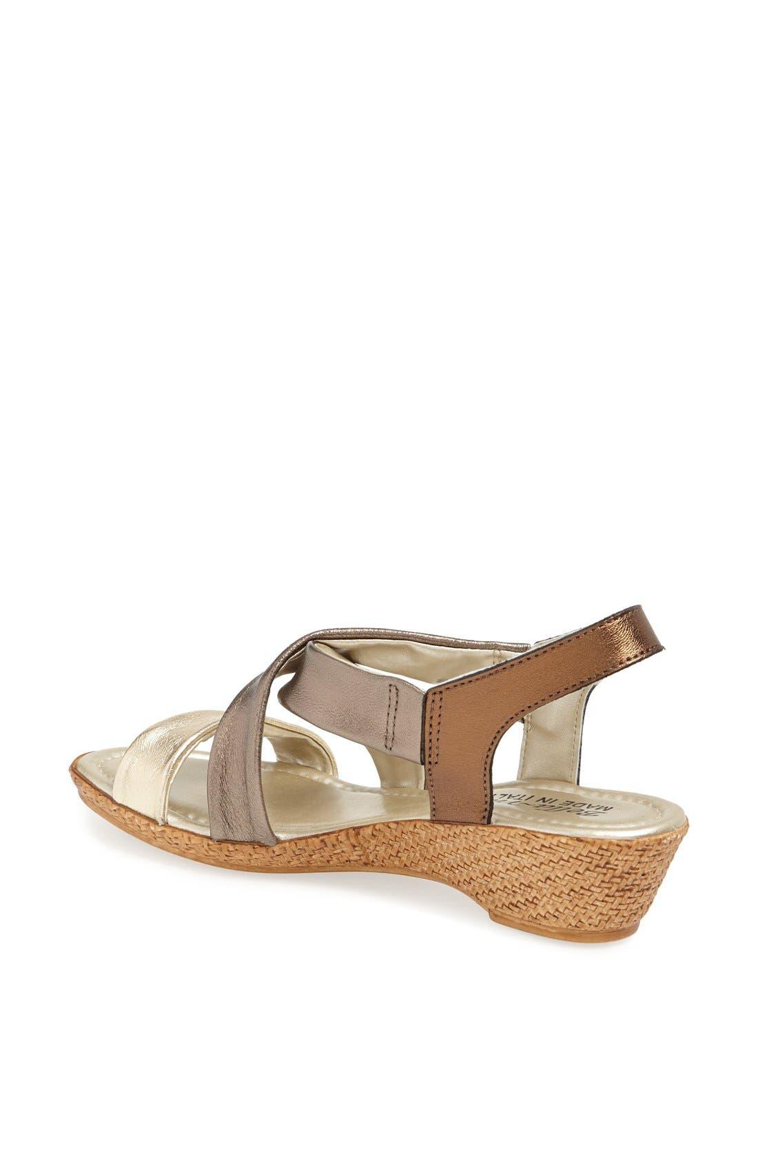 Alternate Image 2  - Bella Vita 'Ciao' Wedge Sandal