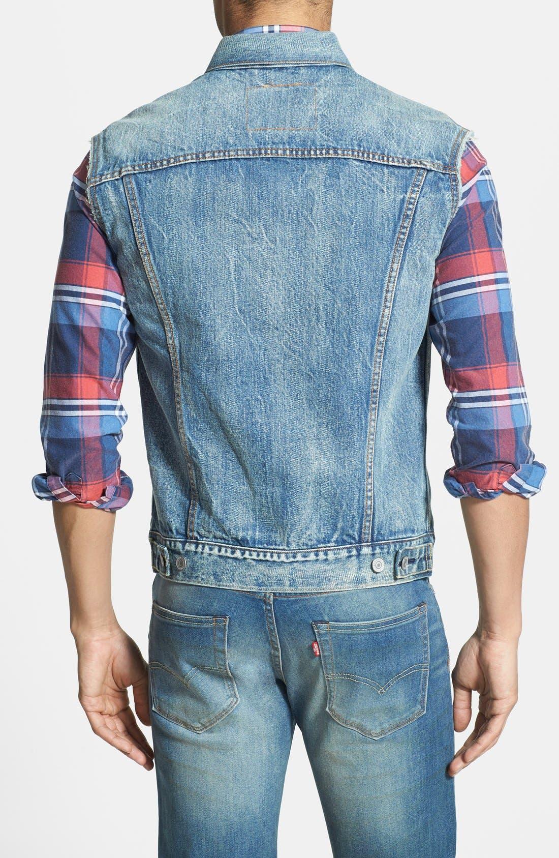 Alternate Image 2  - Levi's® Denim Vest