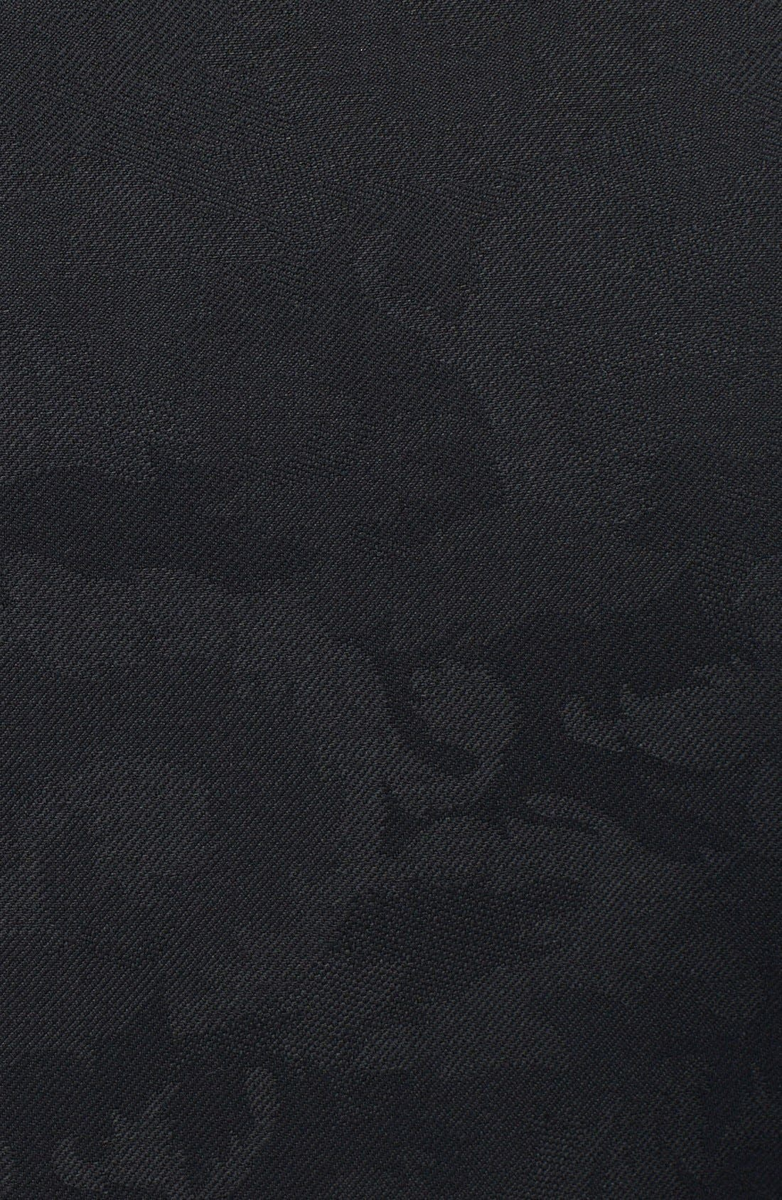 Alternate Image 3  - Versace Trend Fit Jacquard Wool Blend Sport Coat
