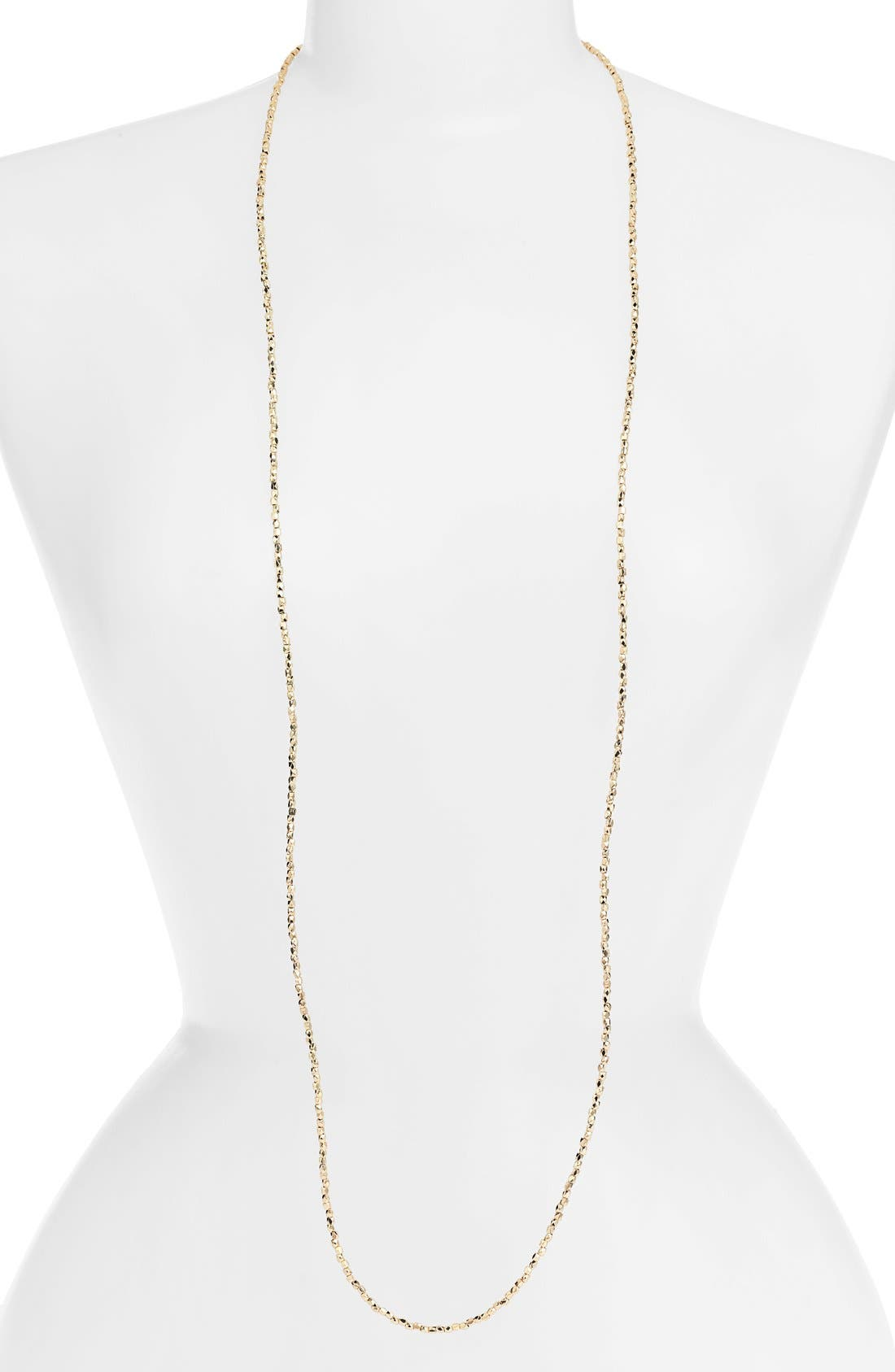 Alternate Image 2  - Nordstrom 'Layers of Love' Extra Long Bead Necklace