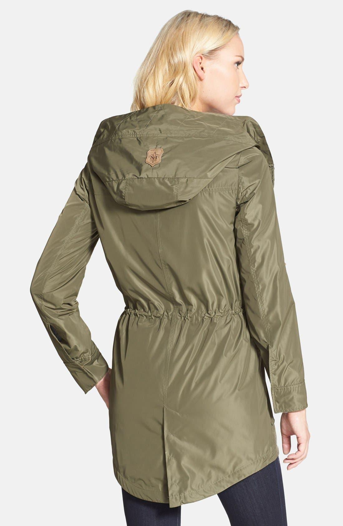 Alternate Image 2  - Mackage Convertible Sleeve Packable Hooded Anorak