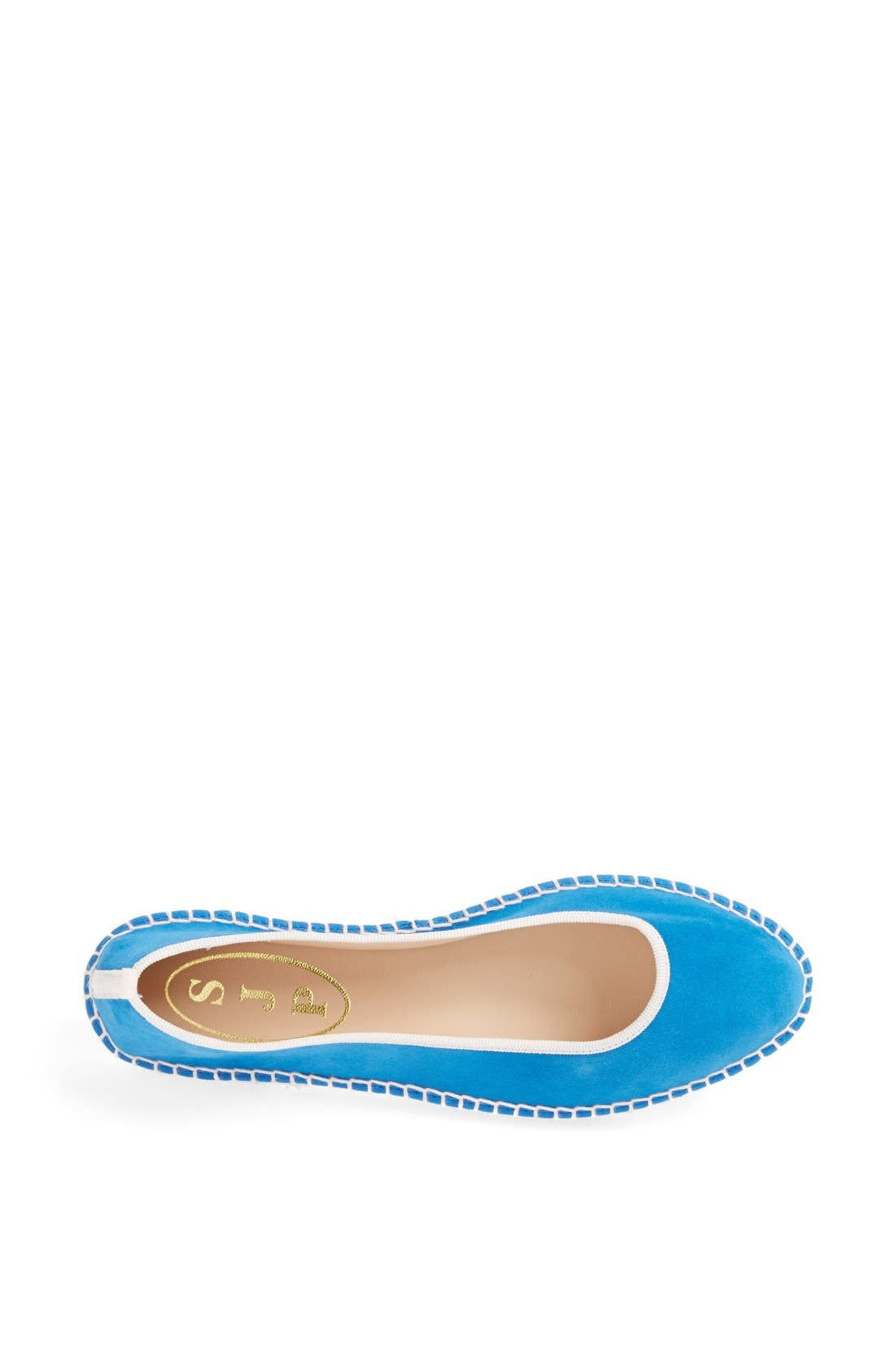 Alternate Image 3  - SJP 'Billie' Suede Flat (Nordstrom Exclusive)