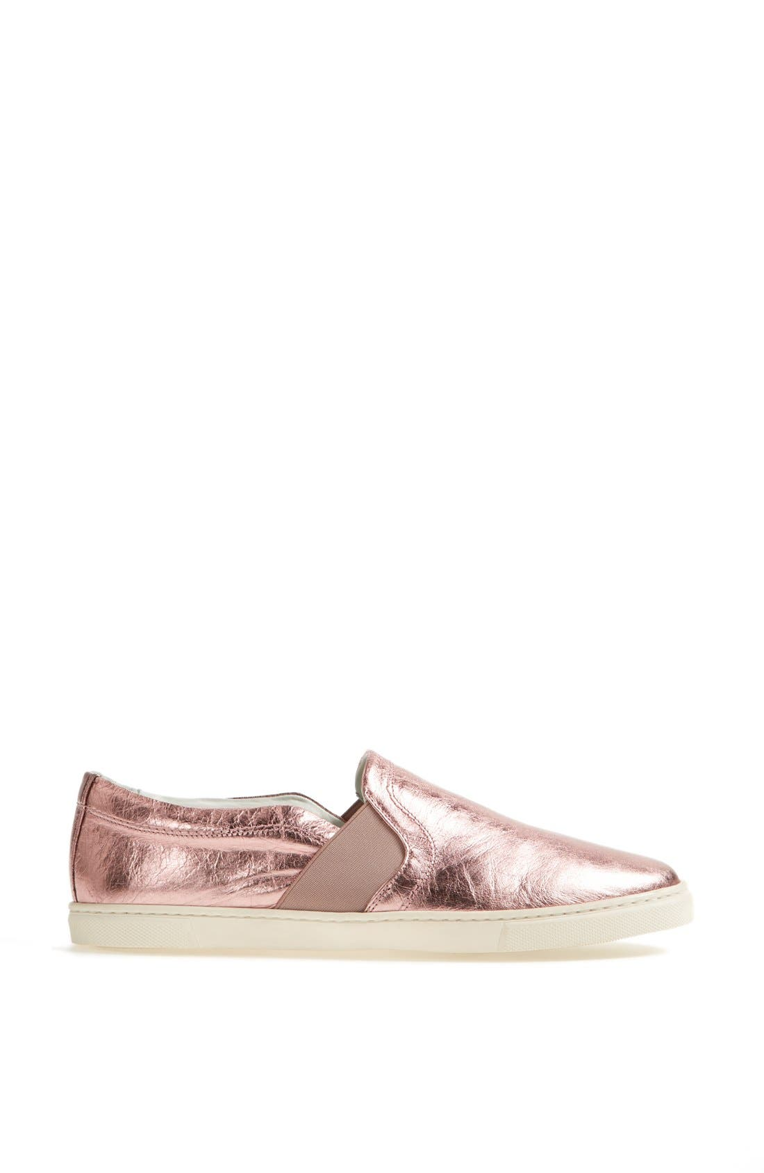 Alternate Image 4  - Lanvin Metallic Sneaker (Women)