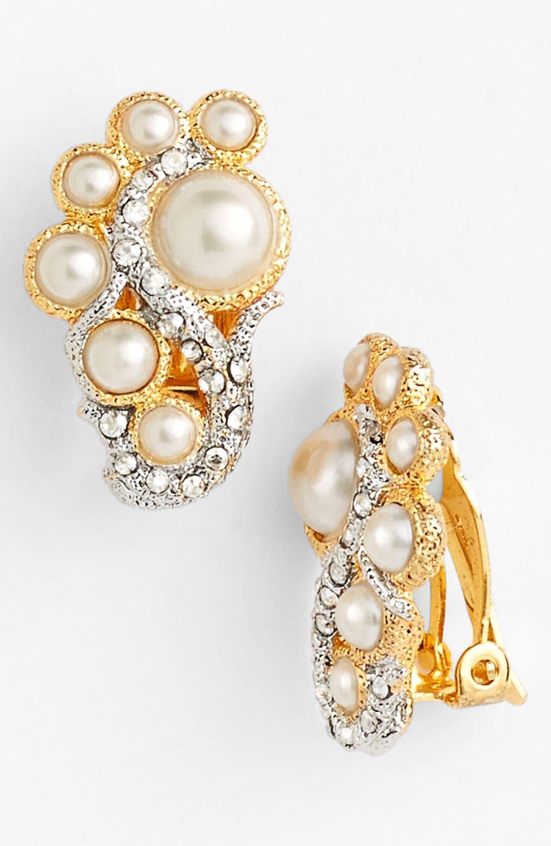 Alternate Image 1 Selected - Alexis Bittar 'Elements - Maldivian' Clip Earrings