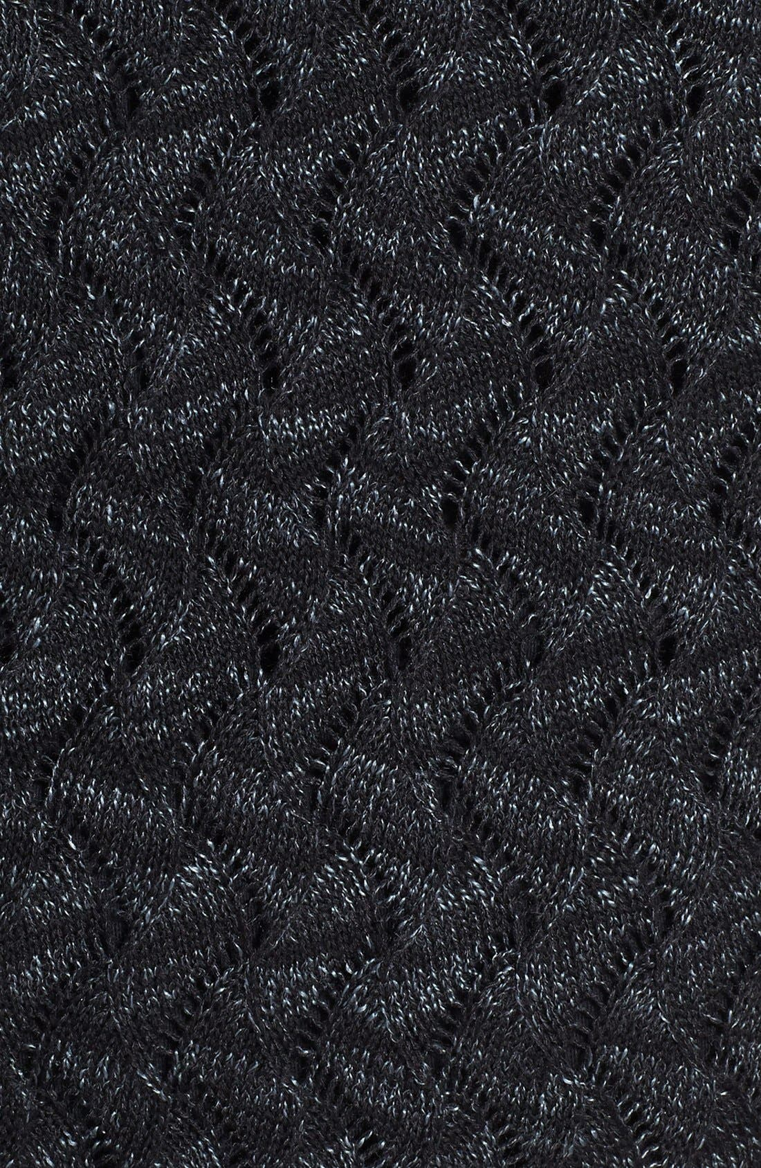 Alternate Image 3  - Sejour Cross Back V-Neck Sweater