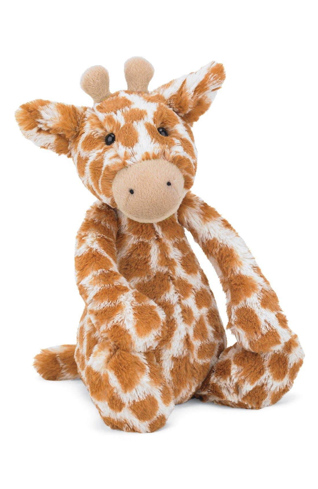Main Image - Jellycat Bashful Giraffe Stuffed Animal