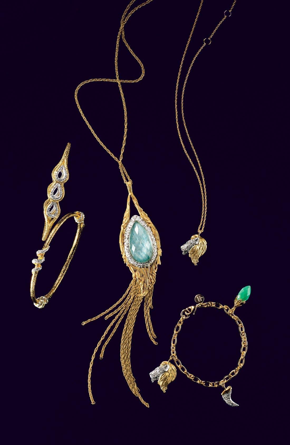 Alternate Image 3  - Alexis Bittar 'Elements - Maldivian' Long Tassel Pendant Necklace