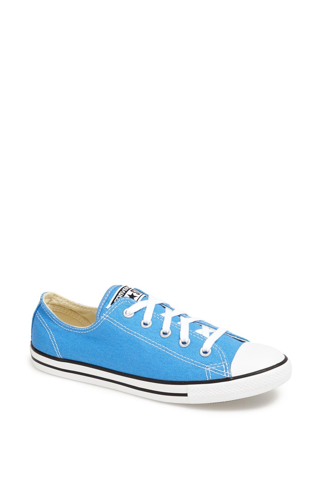 Alternate Image 1 Selected - Converse Chuck Taylor® All Star® 'Dainty' Sneaker (Women)