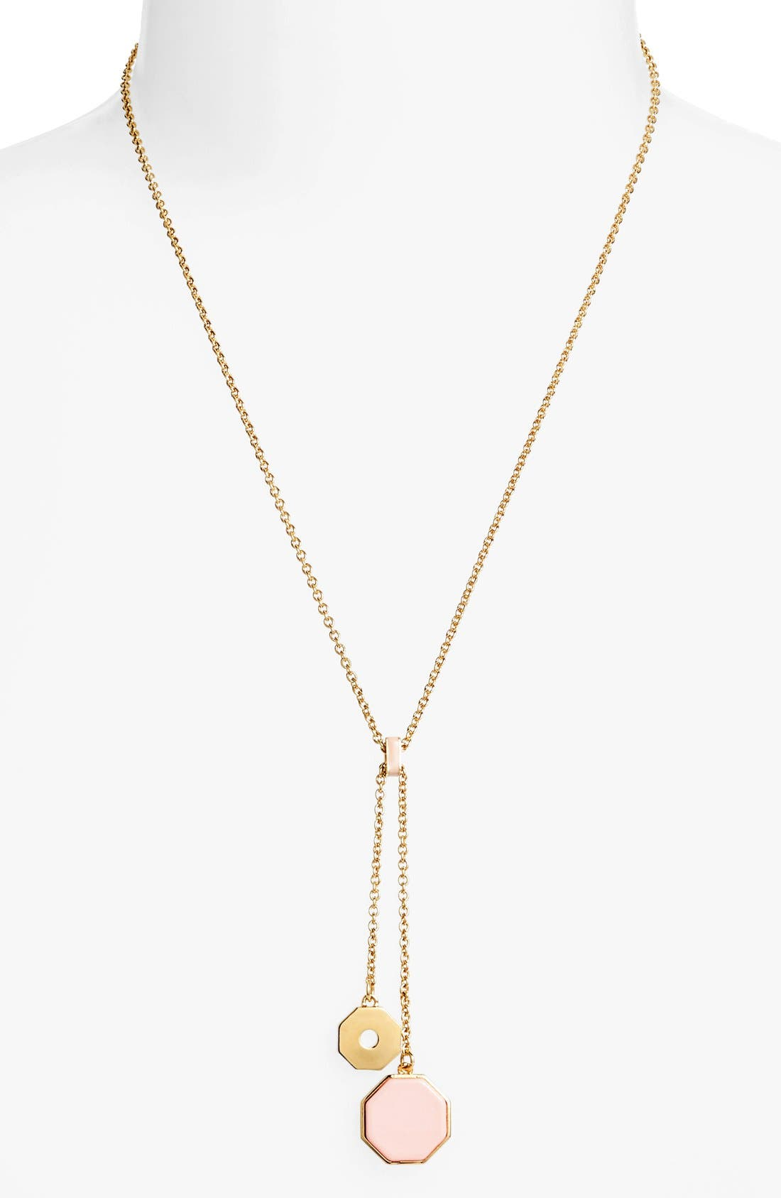 Alternate Image 2  - MARC BY MARC JACOBS 'Octi Bolts' Y-Necklace