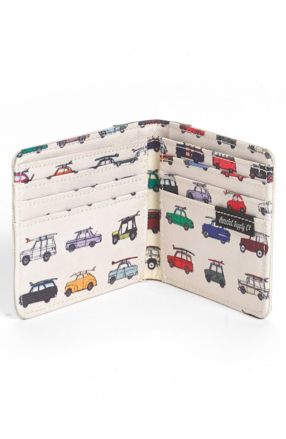Alternate Image 3  - Herschel Supply Co. 'Edward - Rad Cars with Rad Surfboards Collection' Wallet