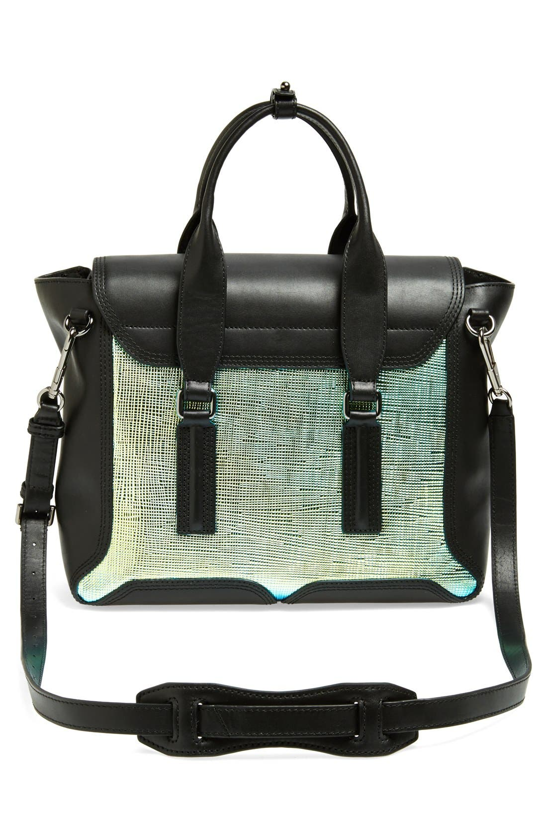 Alternate Image 4  - 3.1 Phillip Lim 'Medium Pashli' Iridescent Satchel