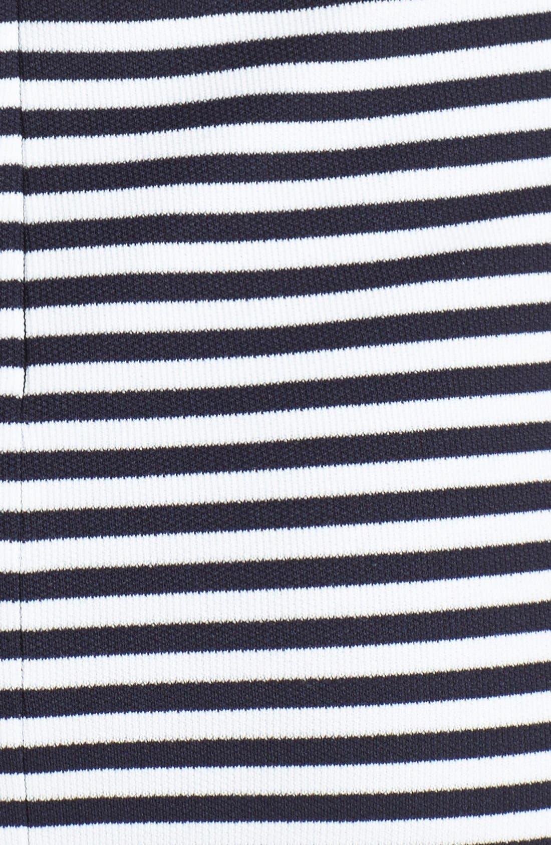 Alternate Image 3  - BOSS HUGO BOSS 'Hattina' Stripe Dress