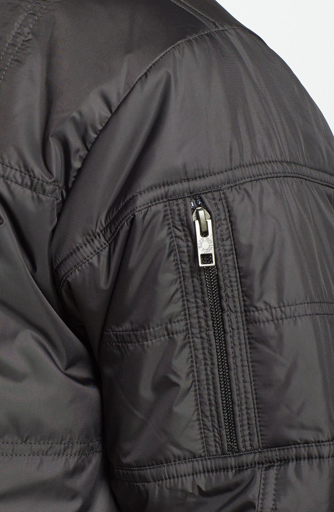 Alternate Image 4  - The North Face 'Boss' Quilted Bomber Jacket