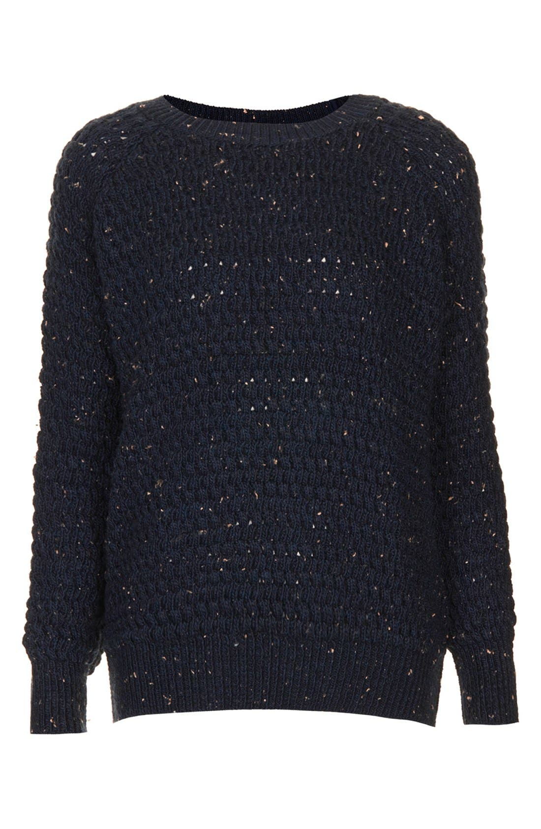 Alternate Image 3  - Topshop Chunky Knit Sweater