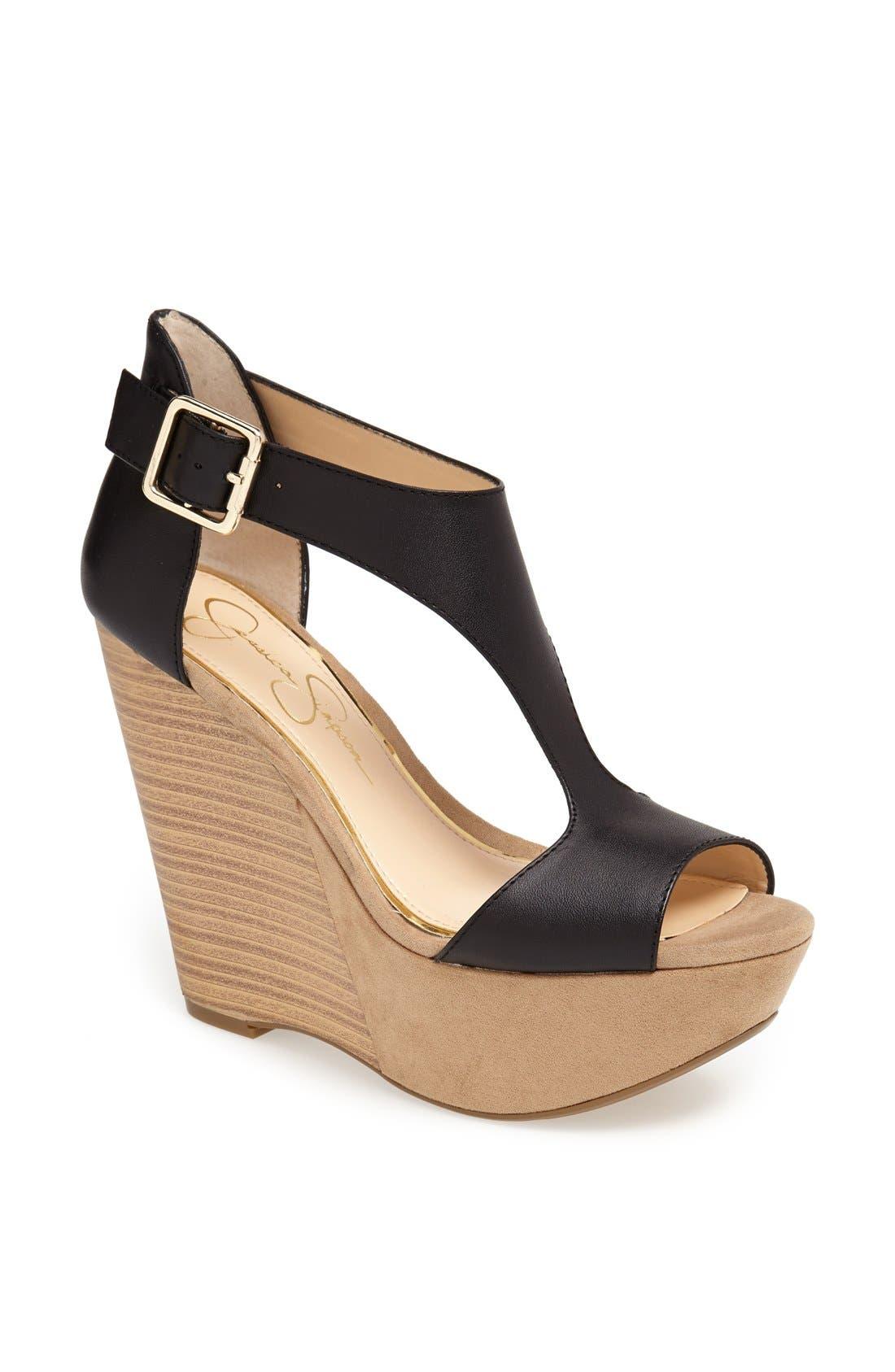 Alternate Image 1 Selected - Jessica Simpson 'Kalachee' Sandal