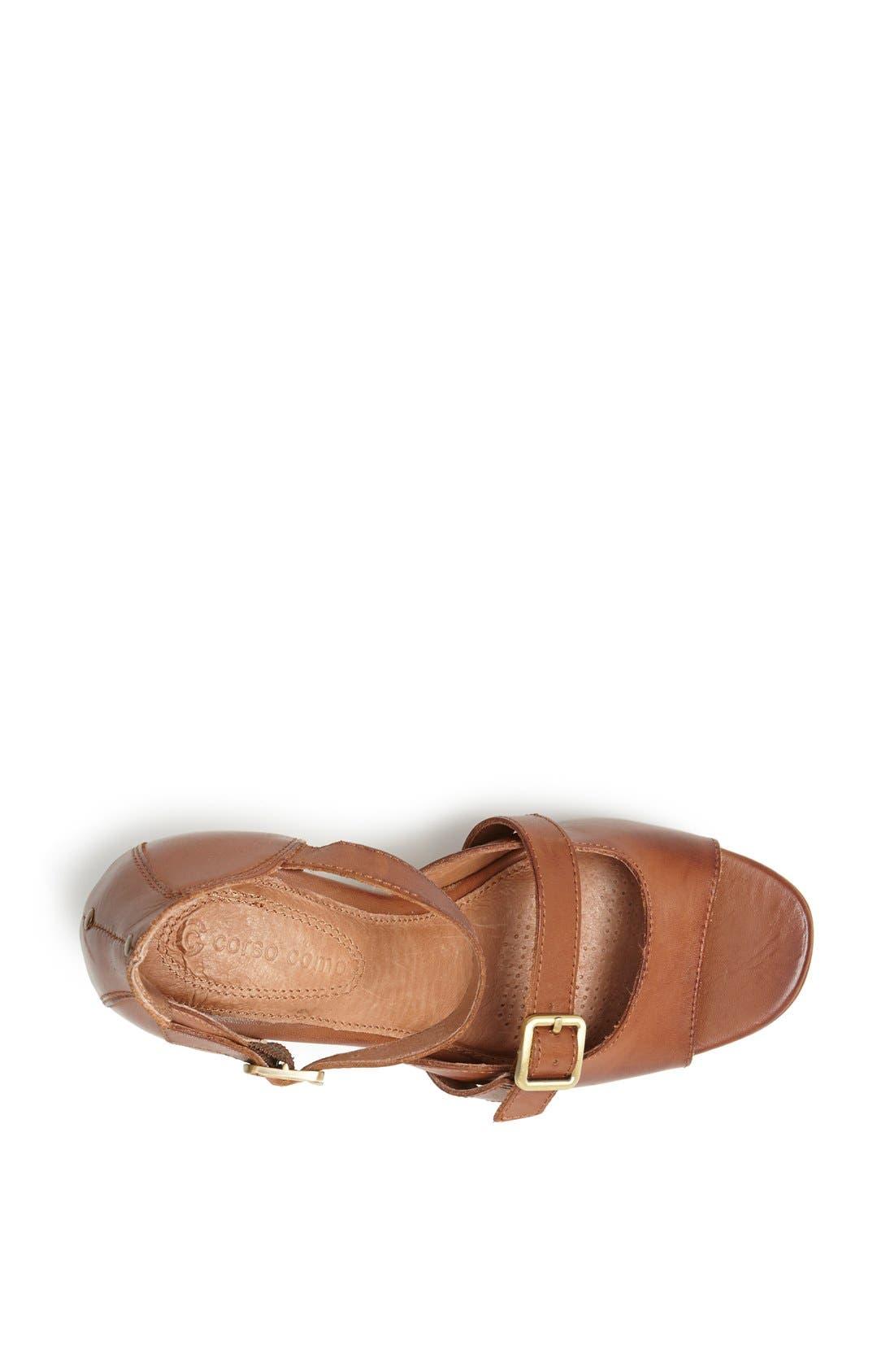 Alternate Image 3  - Corso Como 'Hello' Calfskin Leather Sandal