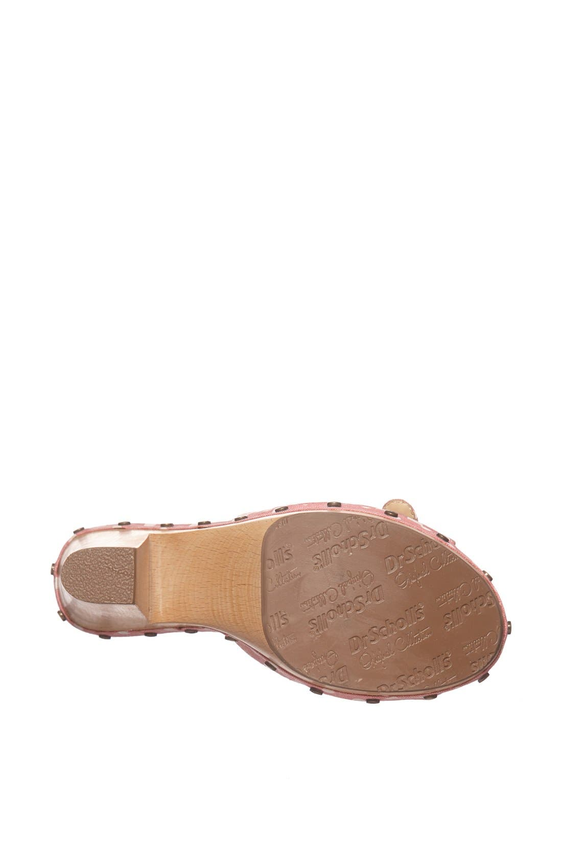 Alternate Image 4  - Dr. Scholl's 'Lia' Leather Sandal