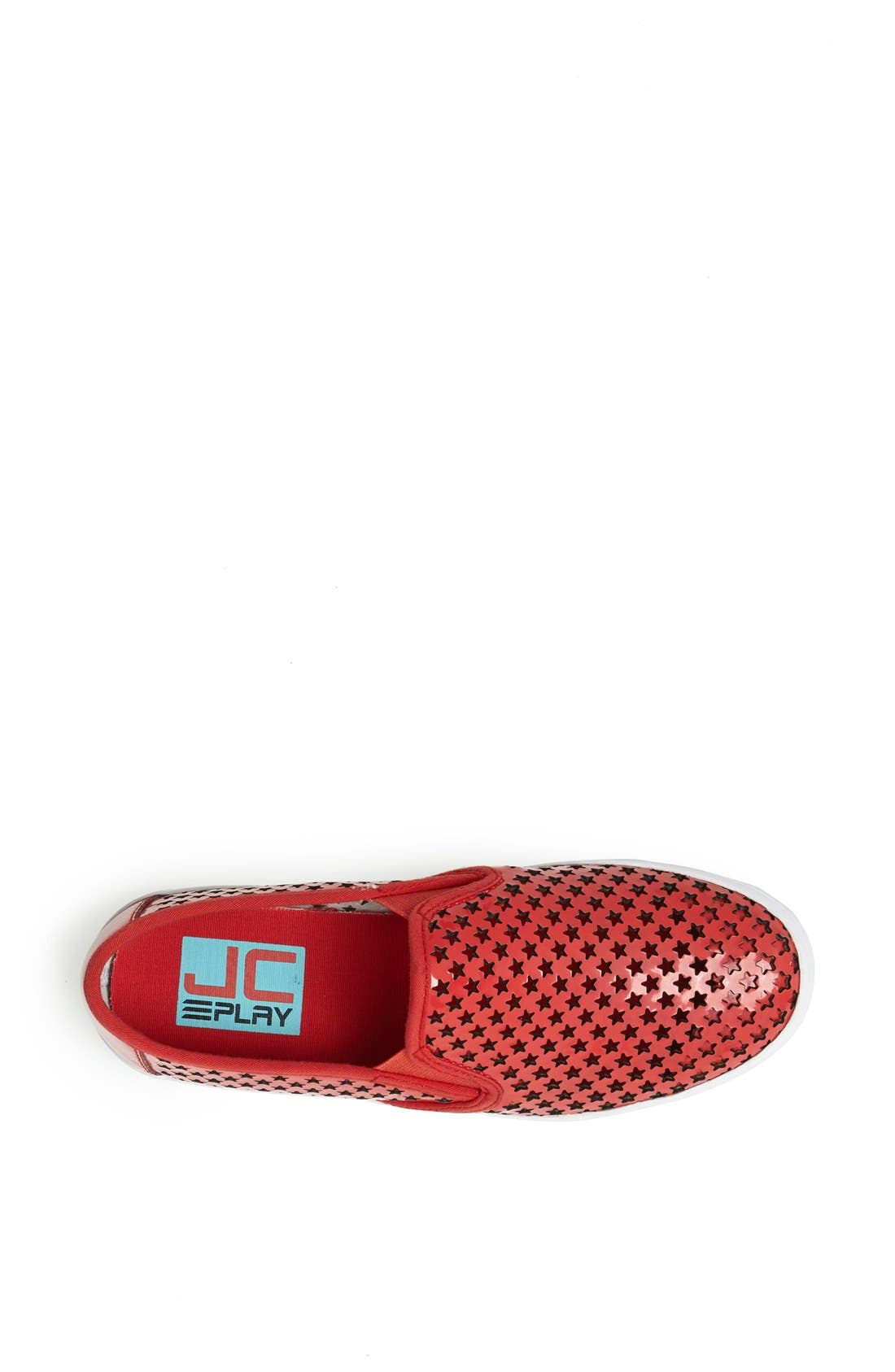 Alternate Image 3  - Jeffrey Campbell 'Dougray' Patent Cutout Slip-On Sneaker