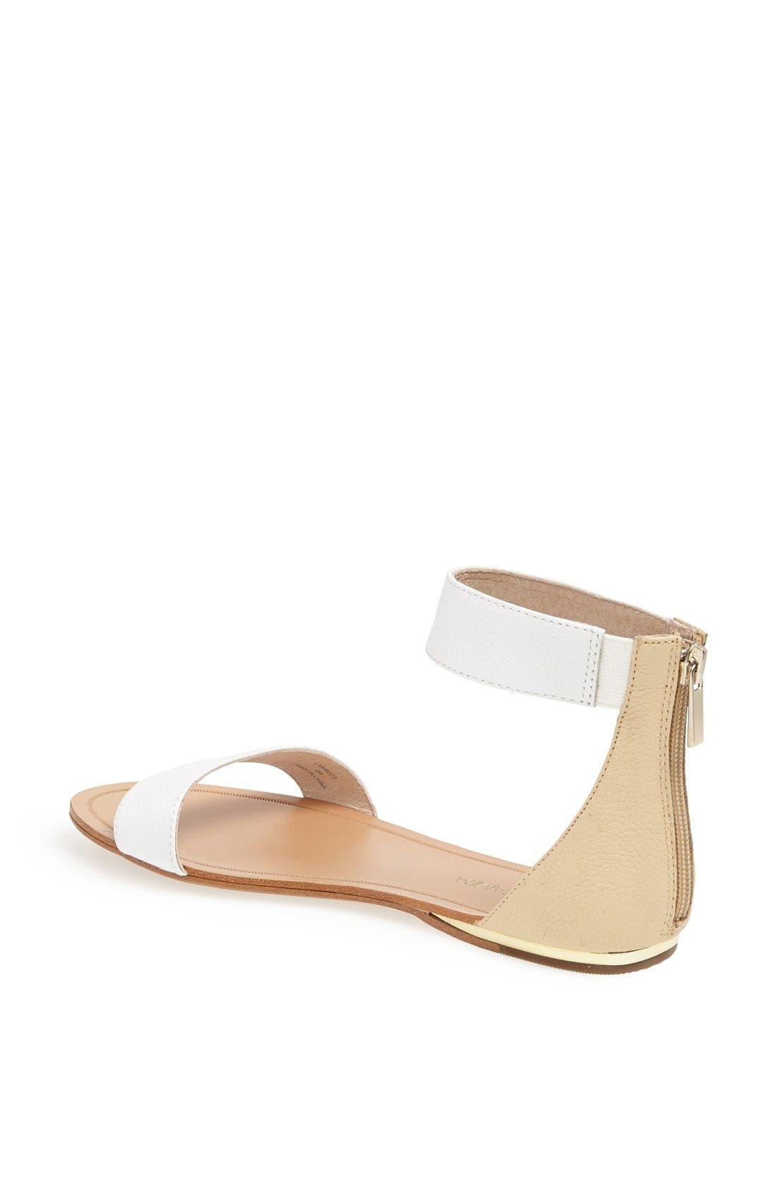 Alternate Image 2  - Yosi Samra 'Cambelle' Ankle Strap Sandal