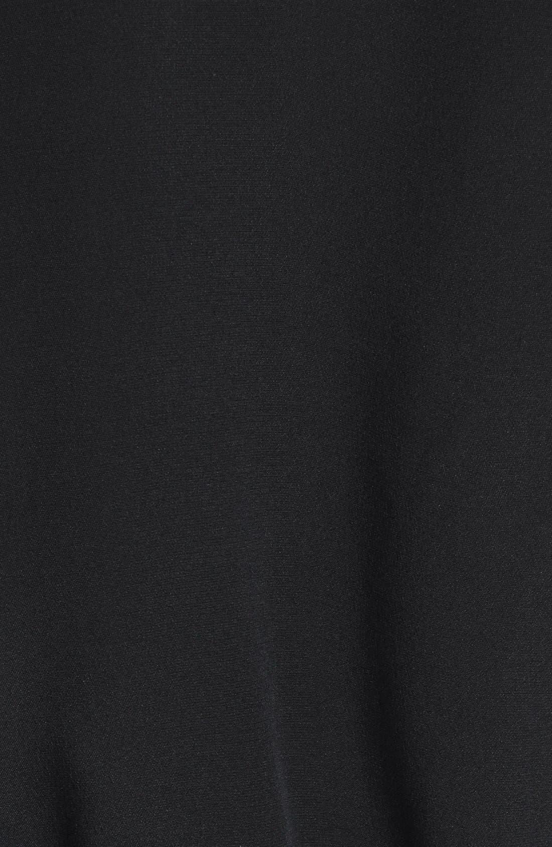 Alternate Image 3  - Theyskens' Theory 'Bason' Silk Crop Sweater