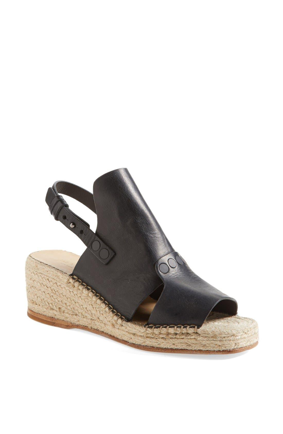 Alternate Image 1 Selected - rag & bone 'Sayre II' Espadrille Wedge Sandal