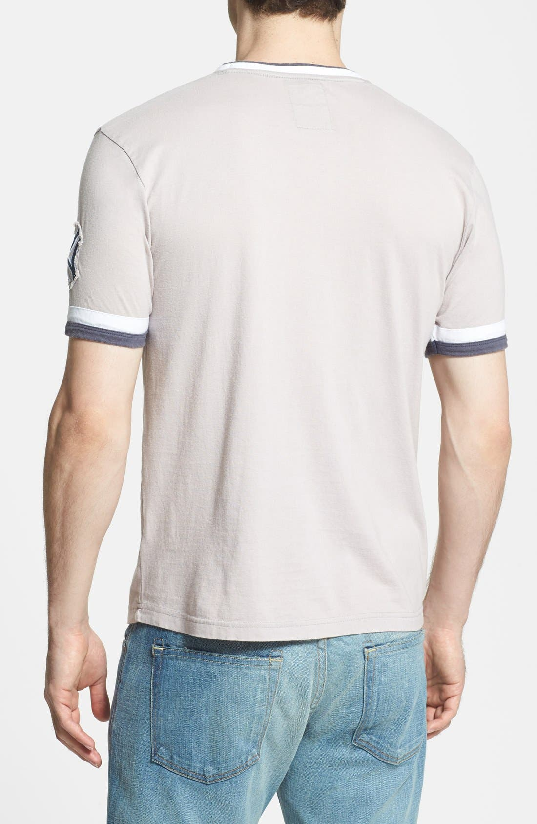 Alternate Image 2  - Red Jacket 'Yankees - Remote Control' T-Shirt (Men)