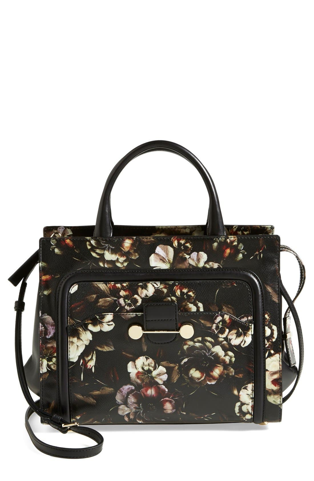Jason Wu U0026#39;Daphneu0026#39; Floral Print Crossbody Bag | Nordstrom