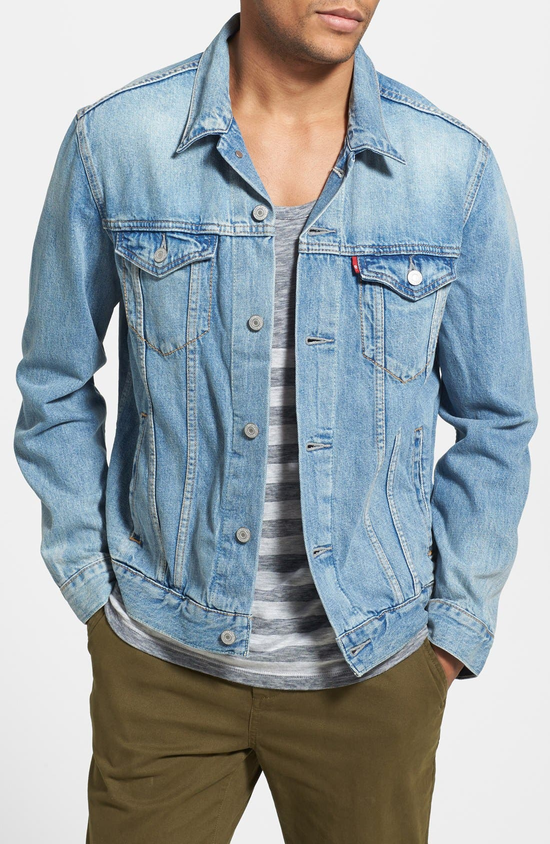 Alternate Image 1 Selected - Levi's® Denim Jacket