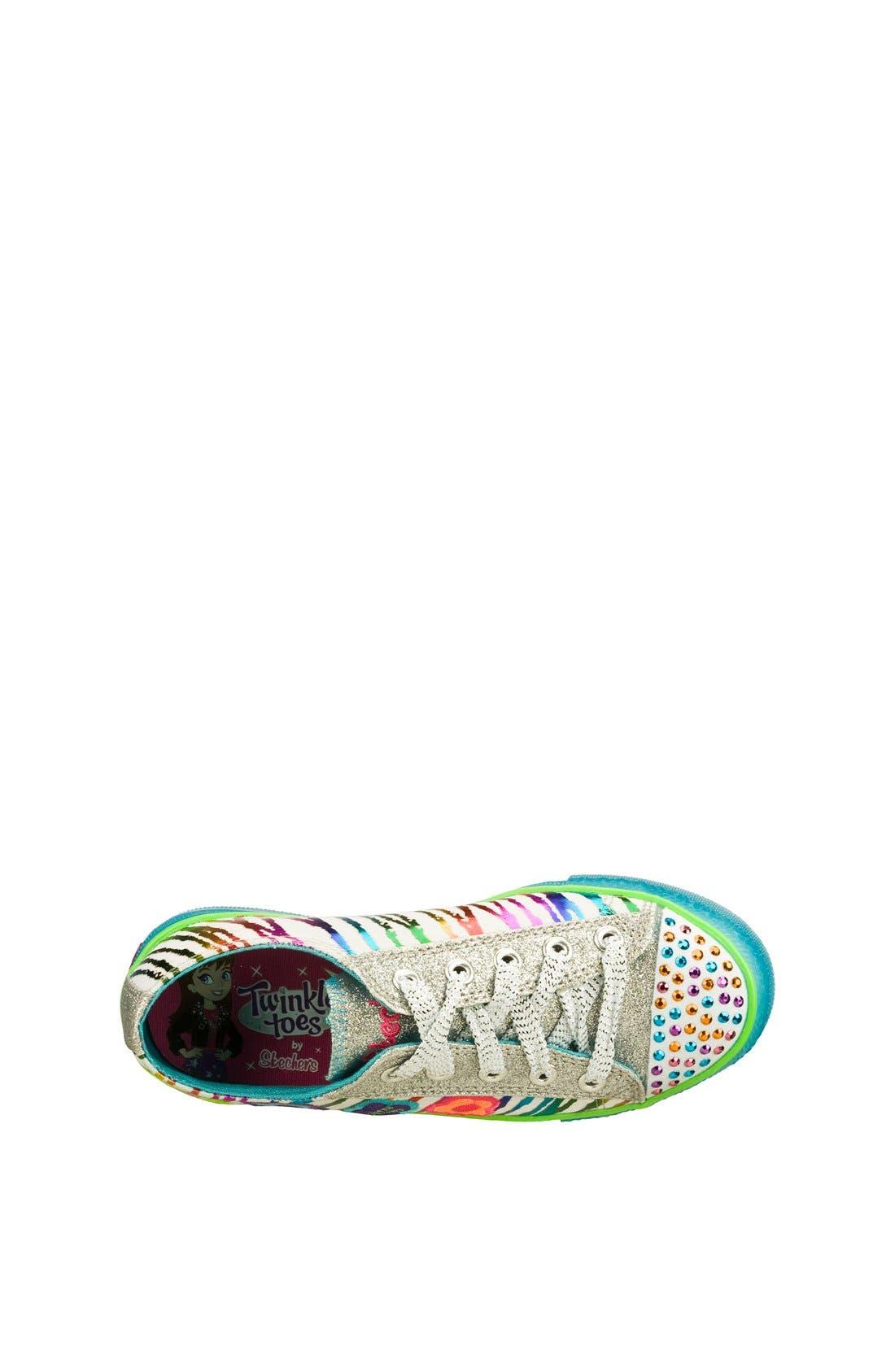 Alternate Image 3  - SKECHERS 'Boogie Lights' Sneaker (Toddler, Little Kid & Big Kid)