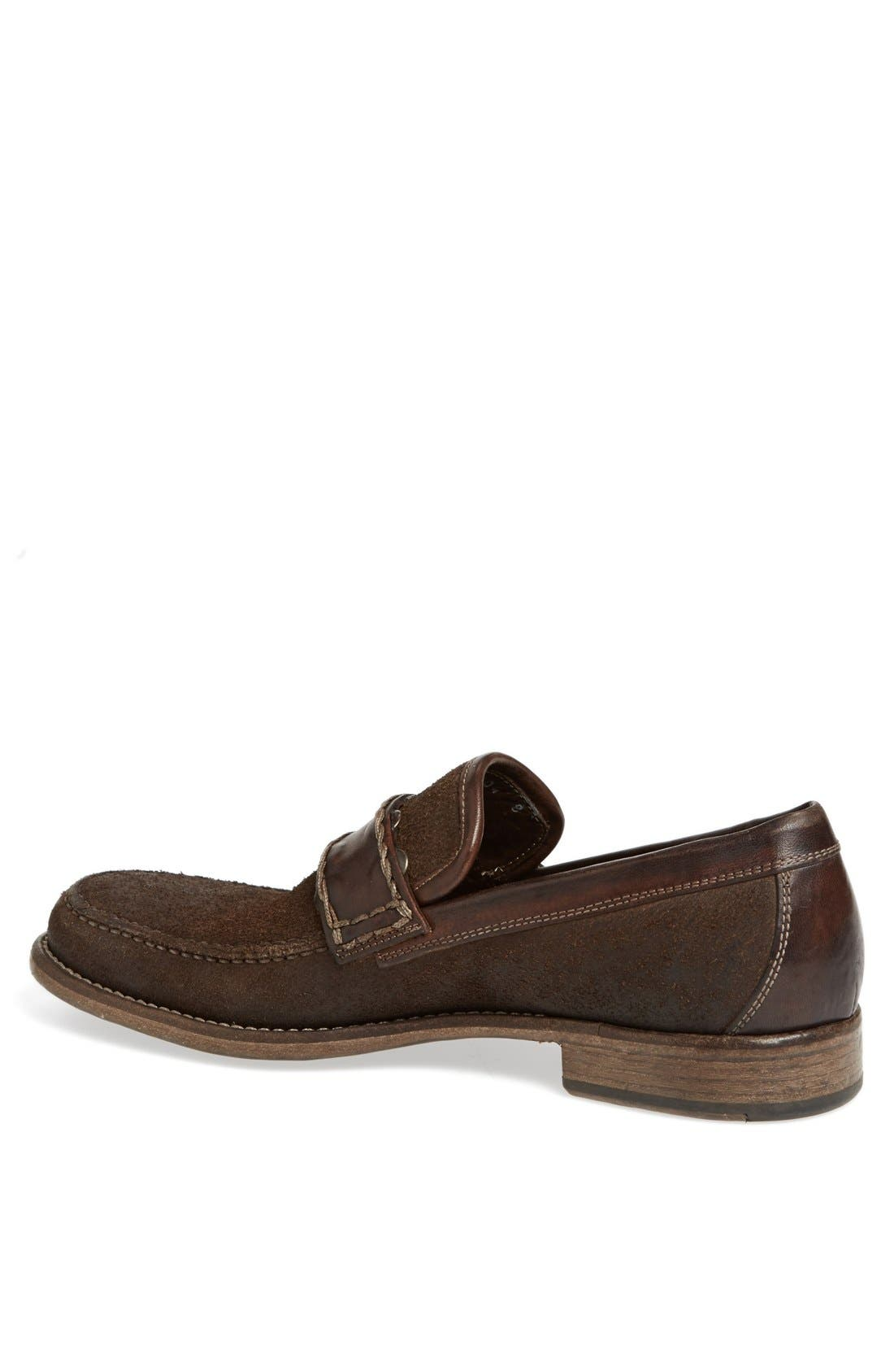 Alternate Image 2  - John Varvatos Collection 'Ludwig Signature' Penny Loafer