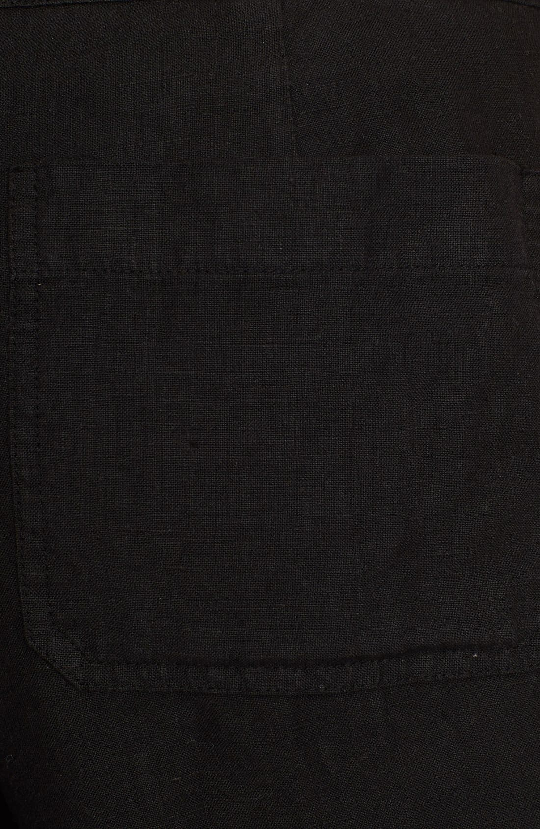 Alternate Image 2  - Vince 'Beach' Linen Pants