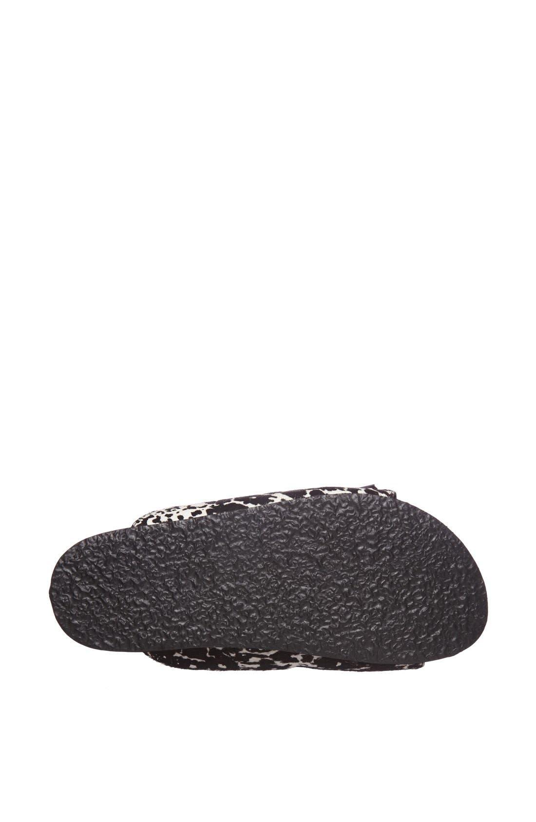 Alternate Image 4  - Steve Madden 'Boundree' Calf Hair Sandal