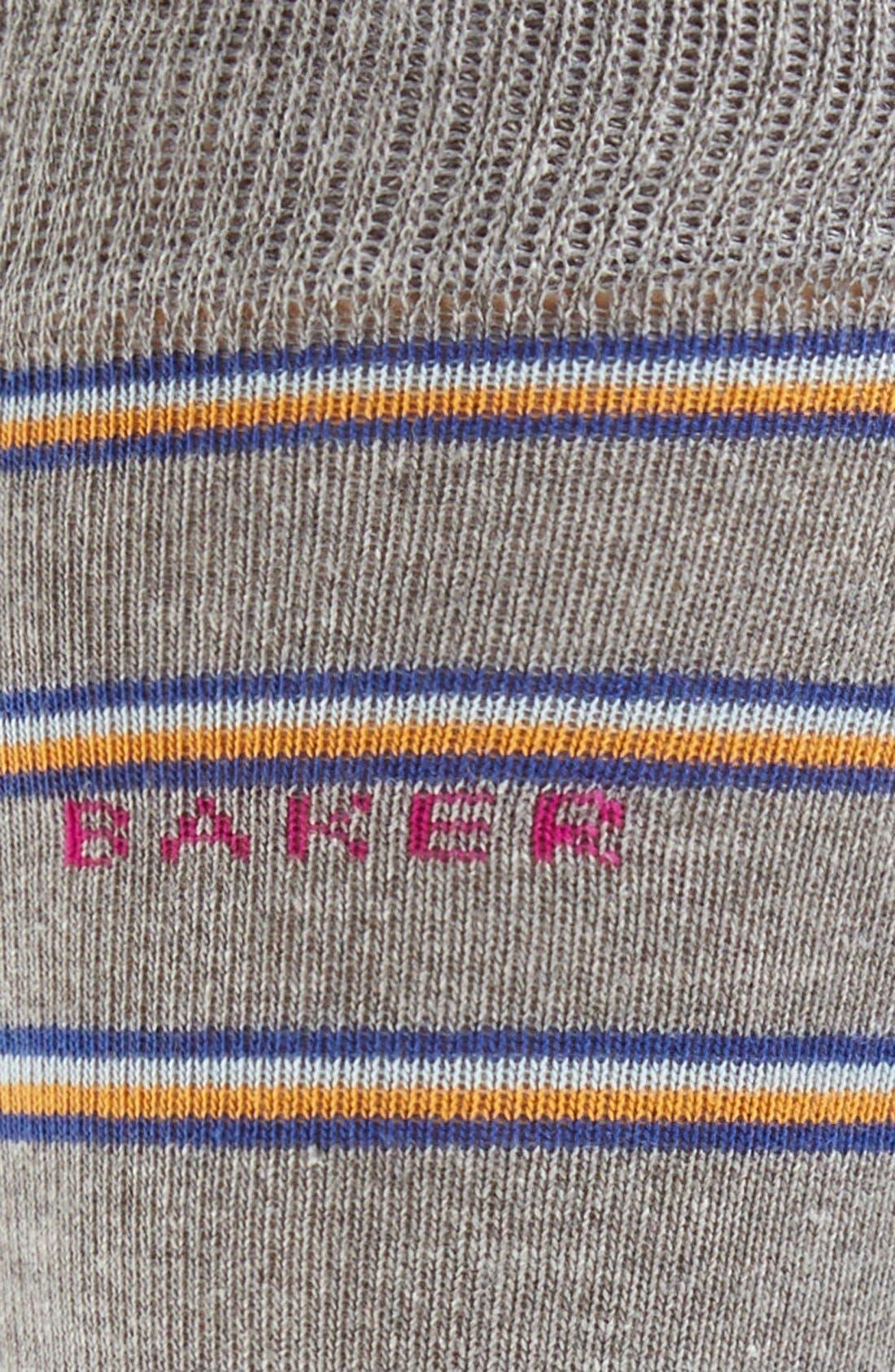 Alternate Image 2  - Ted Baker London 'Bisskit' Stripe Socks