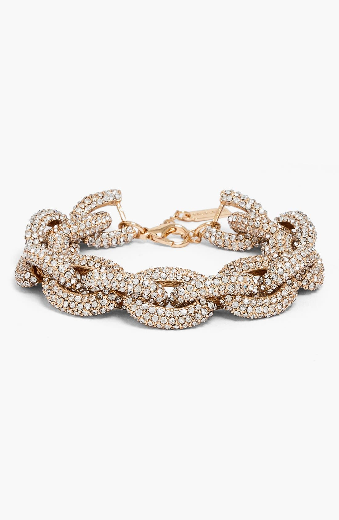 Alternate Image 1 Selected - BaubleBar Pavé Link Bracelet