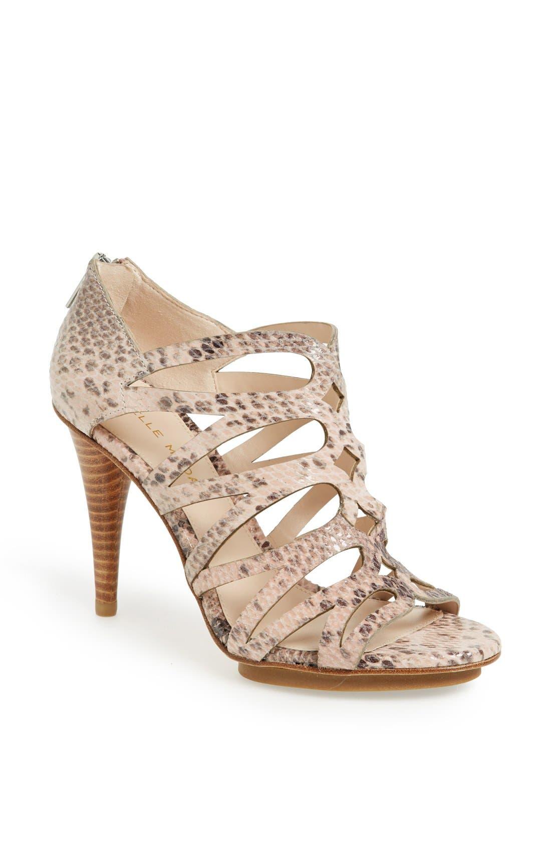 Alternate Image 1 Selected - Pelle Moda 'Robyn' Leather Sandal