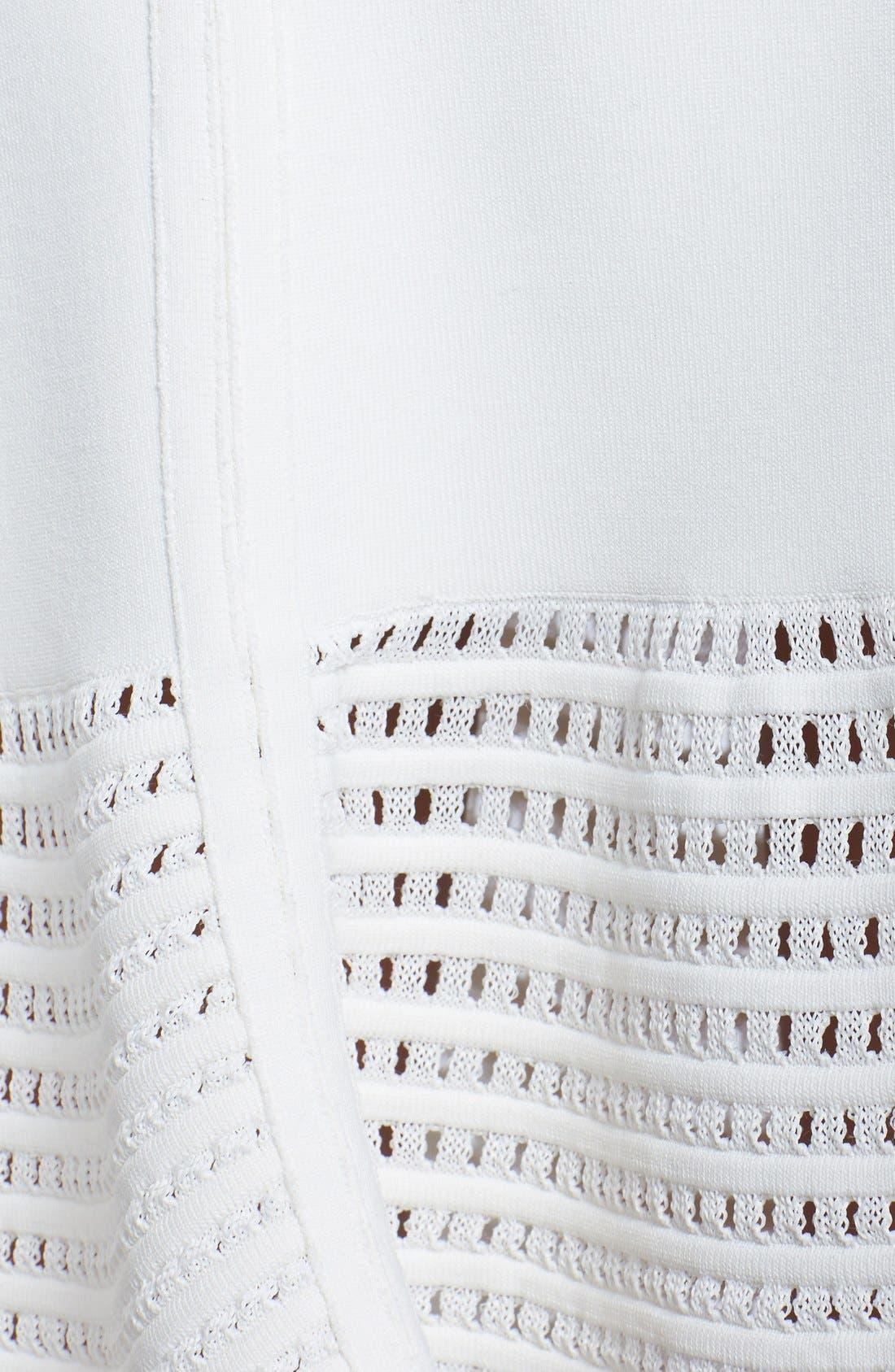 Alternate Image 3  - Diane von Furstenberg 'Samara' Knit Flare Skirt