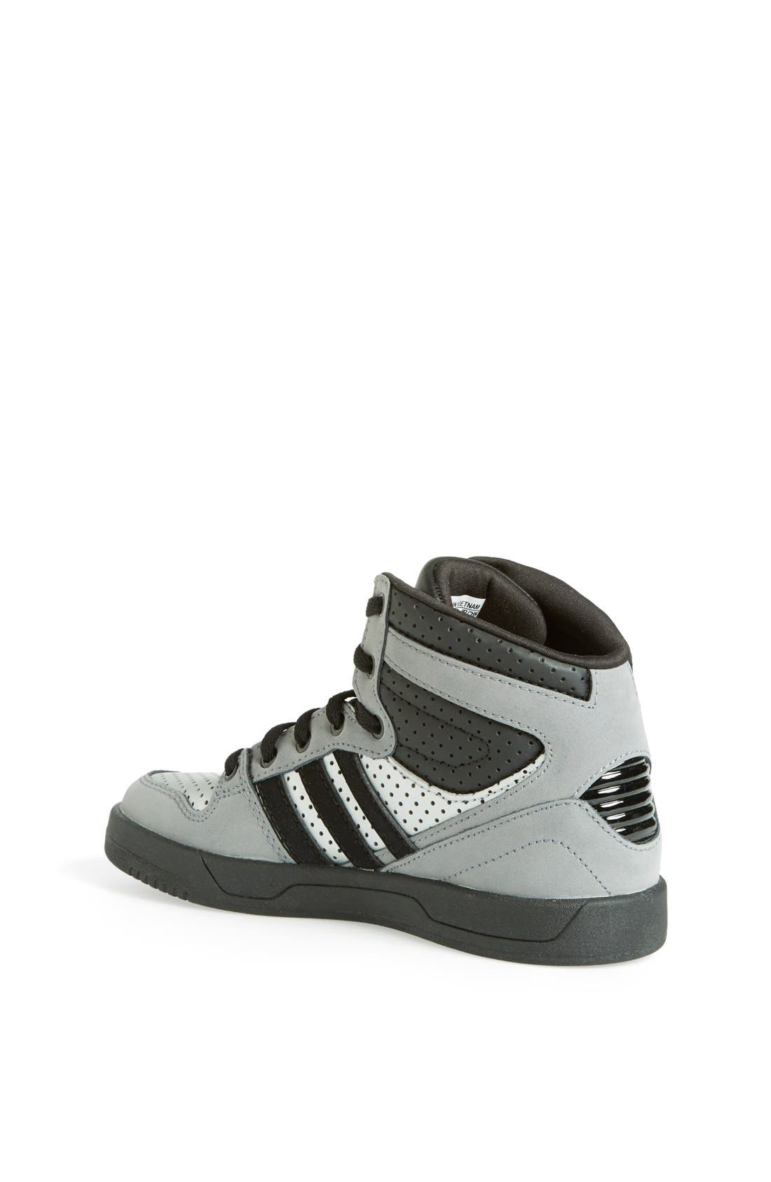 Alternate Image 2  - adidas 'Court Attitude' Sneaker (Toddler, Little Kid & Big Kid)