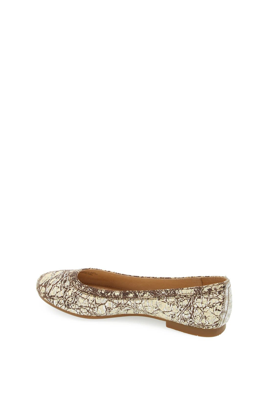 Alternate Image 2  - Frye 'Carson' Ballet Flat (Toddler, Little Kid & Big Kid)