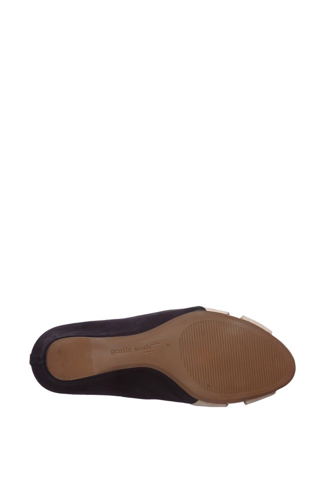 Alternate Image 4  - Gentle Souls 'Maeko' Wedge Sandal